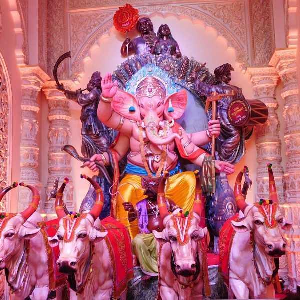 2016 Raja Tejukaya Ganesh Among Best Ganpati in Mumbai