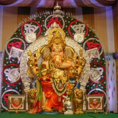 GSB Seva Ganesh 2017 is the richest in Mumbai