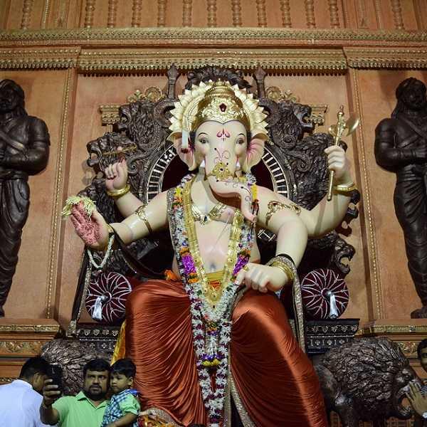 Khetwadi Lane 12 Ganpati among Best Mumbai Ganesh Murti