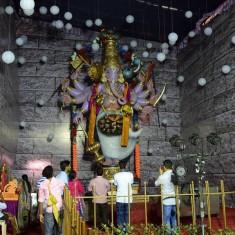 2017 Mumbai Cha Maharaja Among Mumbai's Best Ganesh