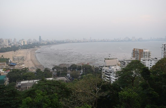 Viewing Gallery View Of Chowpatty And Marine Drive