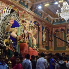Khetwadi Cha Ganraj Ganesh Chaturthi 2018 Photos