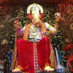 Mumbai's Most Famous Ganpati In 2018 Is Lalbaugcha Raja