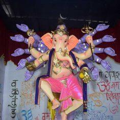 Mumbai Cha Maharaja Ganesh Chaturthi Ganpati Photos 2018
