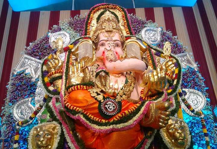 GSB Seva Mandal Ganesh 2019 is World's Richest Ganesh