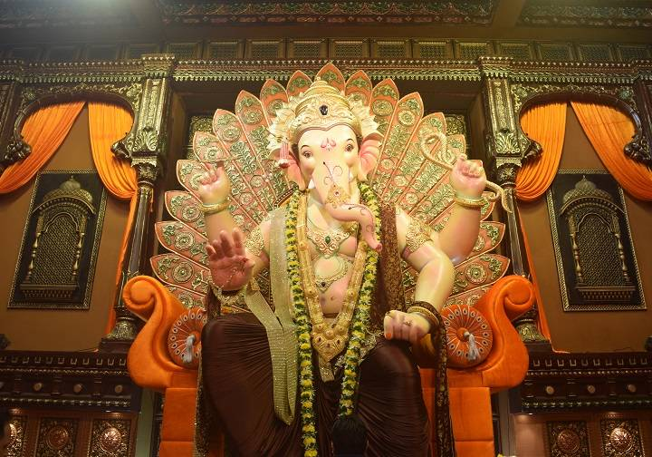 Best Ganesh Photo 2019 in Mumbai Ganesh Chaturthi
